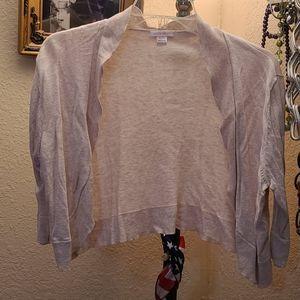 Tops - Crop sweater